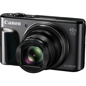 Cámara Digital Canon Powershot Sx720 Hs 20.3mp Zoom Óptico 4