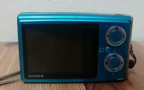 cámara digital con zoom óptico fujifilm finepix z20fd 10mp