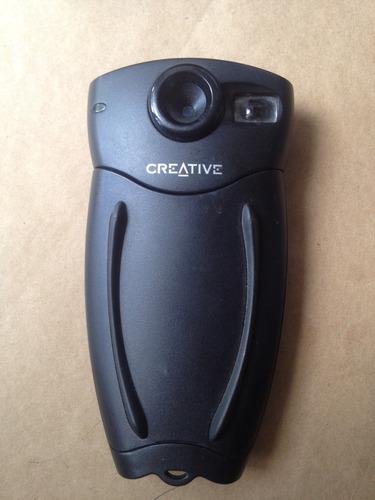 cámara digital creative web cam memoria excelente estado