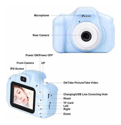 camara digital fotografica niños vídeo- imágenes