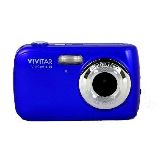 cámara digital fotos y video vivitar s126 hd 16 mp
