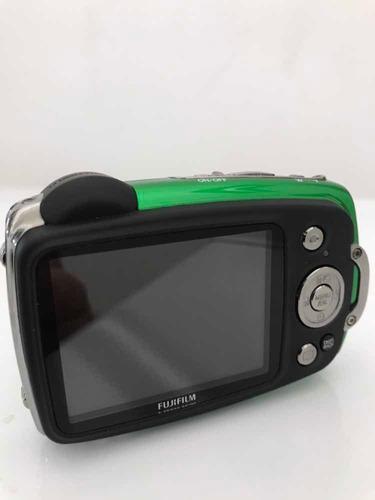 cámara digital fujifilm 14mp finepix waterproof, anti golpe