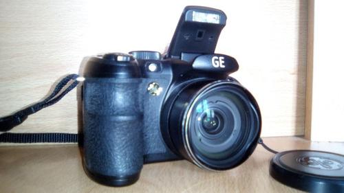 cámara digital ge power pro x500 16 mp con 15x zoom