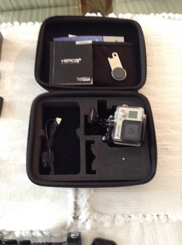 camara digital hero 3 - gopro con accesorios
