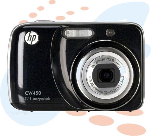 camara digital hp cm450 12.1 mp resolución alta nuevo