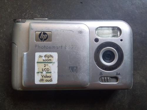 camara digital hp photoamart e427 par reparar