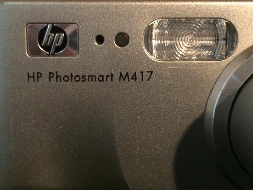 camara digital hp photosmart m417