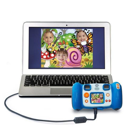 cámara digital infantil vtech kidizoom camera pix *sk