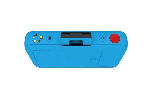 cámara digital instantánea polaroid snap (azul) camara blue