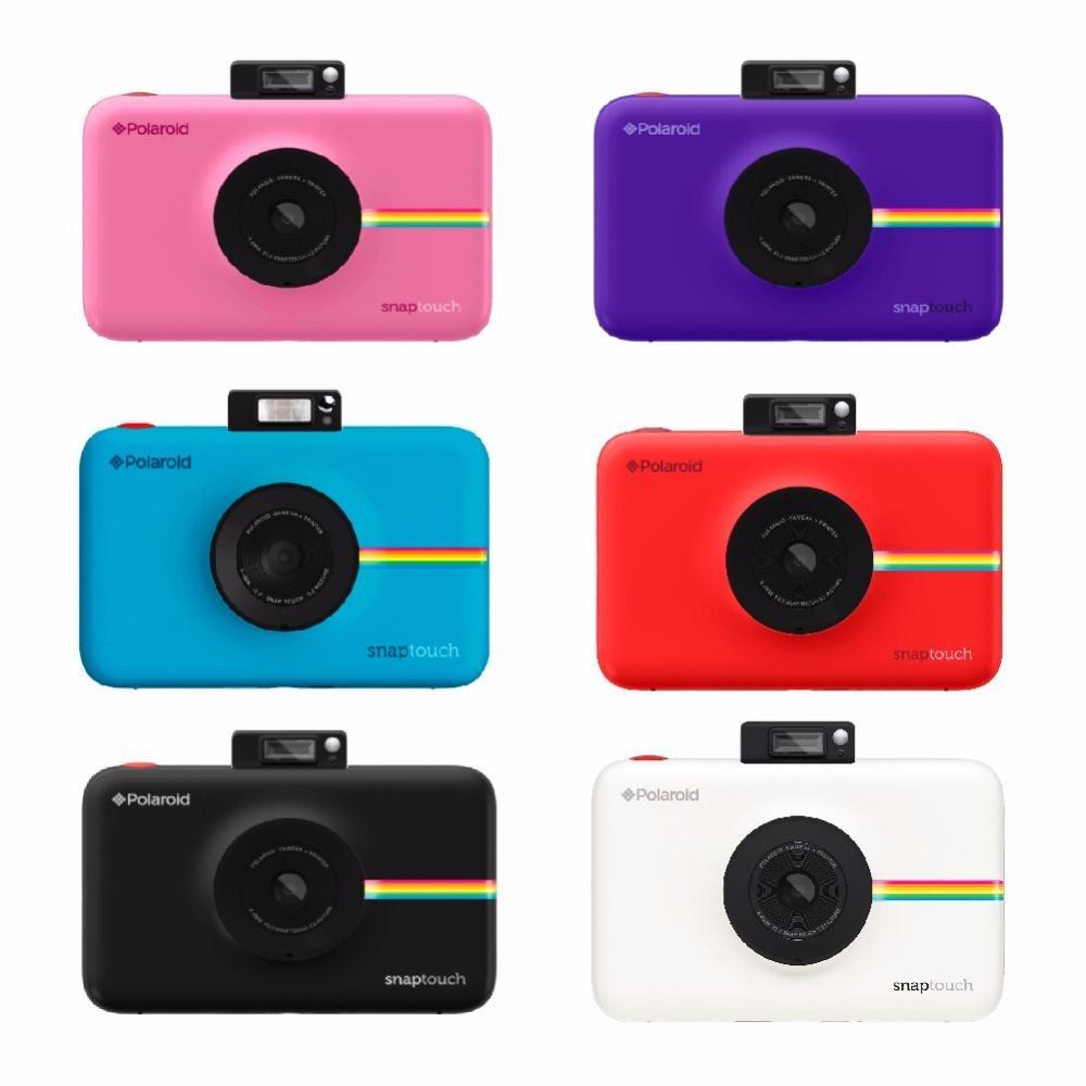 e6468fb8e1 Camara Digital Instantanea Polaroid Snap Touch 13mp Nueva - $ 5,298.00 en Mercado  Libre