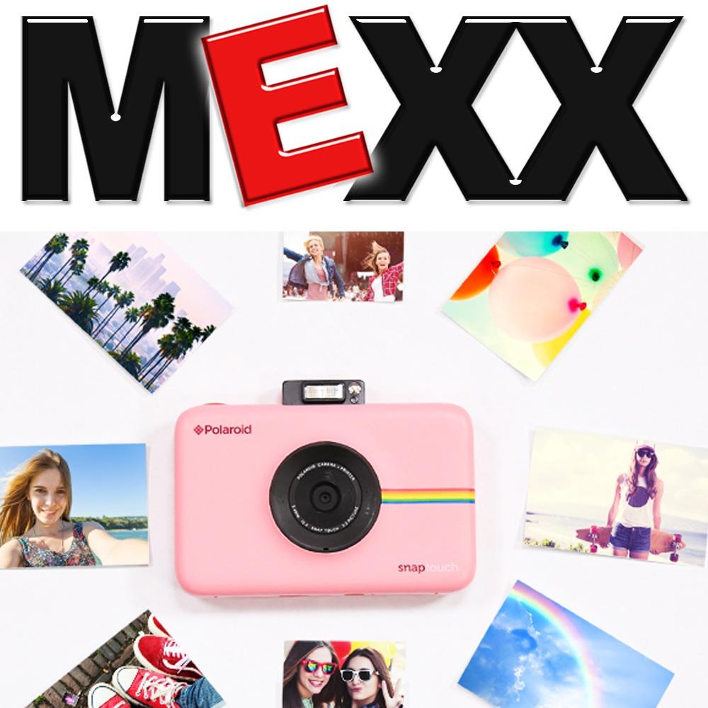 8c5b0d519dfcf cámara digital instantánea polaroid snap touch azul mexx. Cargando zoom.
