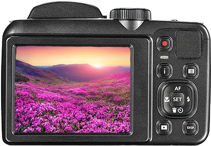 cámara digital kodak bridge astro zoom az252 16mp 25x 720phd