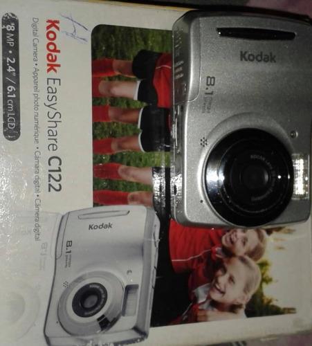 cámara digital kodak c122