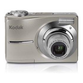 Cámara Digital Kodak C713 Con Base Y Funda