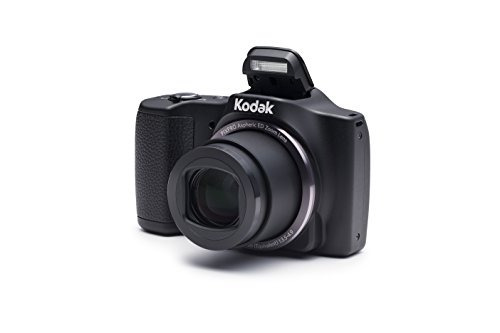 cámara digital kodak pixpro amistoso zoom fz201 16 mp con z