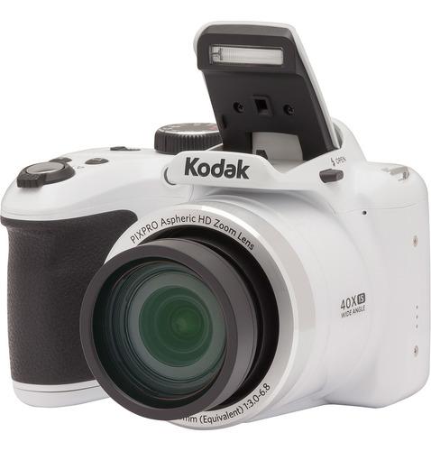 cámara digital kodak pixpro az401 bridge, 16mp 40x zoom