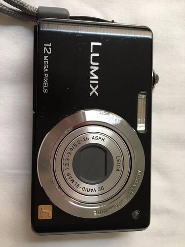 cámara digital lumix de 12 megapixeles