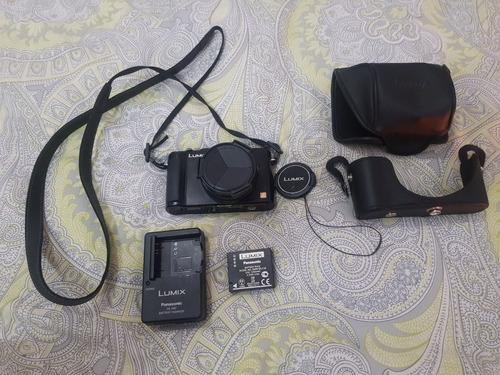 cámara digital lumix dmc-lx7