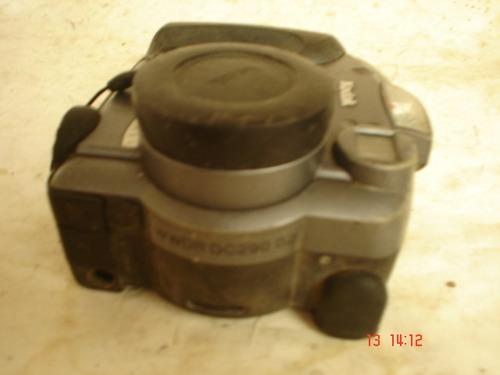 cámara dígital marca kodak dc290zoom para refacciones