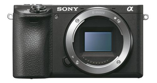 camara digital mirrorless sony ilce-6500 4k wifi/nfc body
