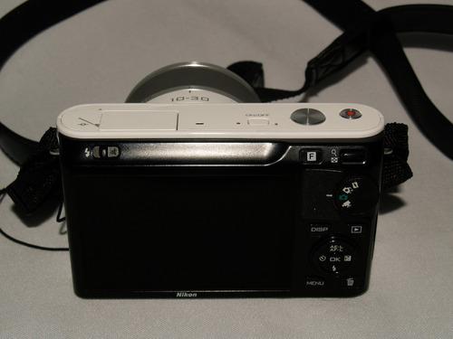 camara digital nikon 1 j1 mirrorless 10-30mm j2 j3 v1 v2