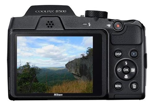 camara digital nikon b500 hasta 18 cuotas s/int