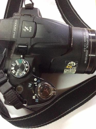 cámara digital nikon cool p510