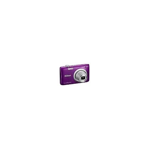 cámara digital nikon coolpix a100 20mp (morado) modelo inter