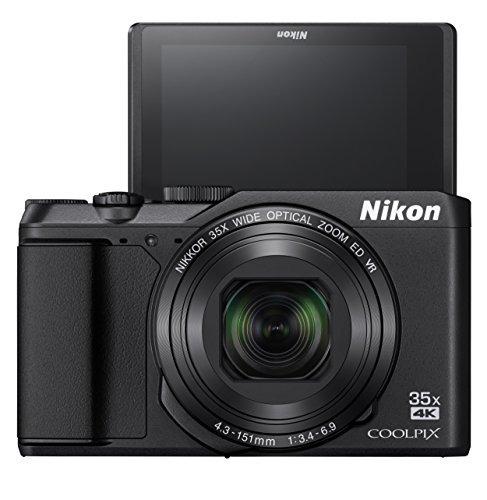 cámara digital nikon coolpix a900 (negro)