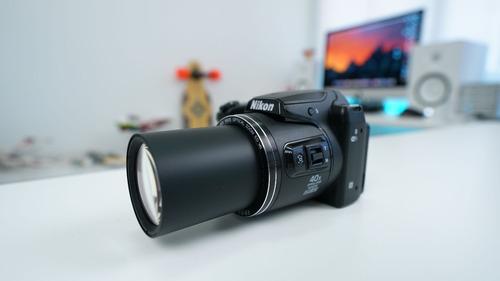 cámara digital nikon coolpix b500 40x 16mp full hd wifi