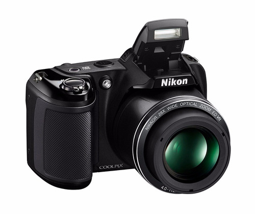camara digital nikon coolpix l340 20.2mp video hd