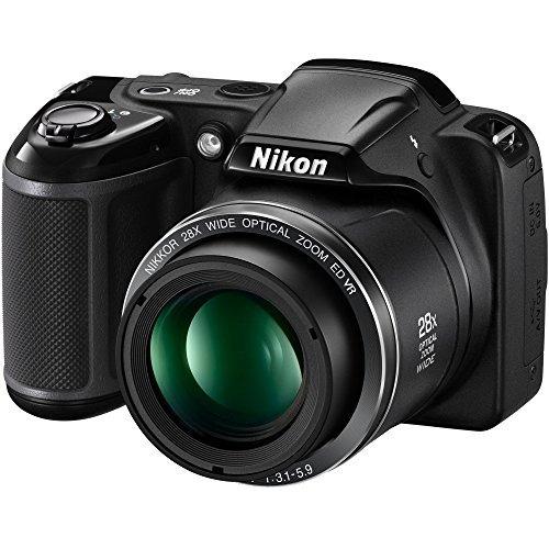 cámara digital nikon coolpix l340