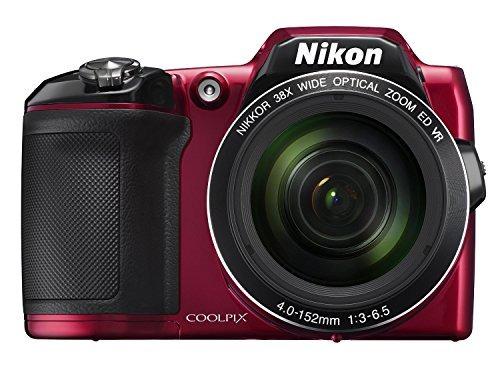 cámara digital nikon coolpix l840 con zoom óptico de 38x y w