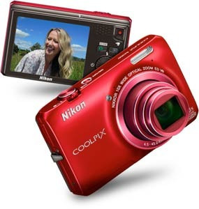 camara digital nikon coolpix s6300 16mp zoom 10xfull hd