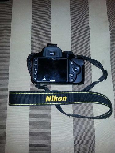 camara digital nikon d3200