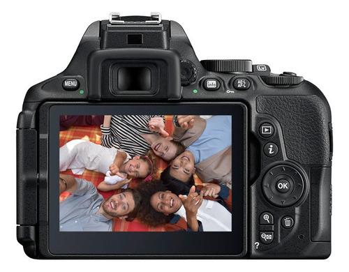 camara digital nikon d5600 18-55mm af-p vr cuotas s/int