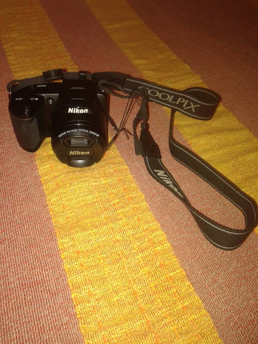 cámara digital nikon l105 12.1 mp