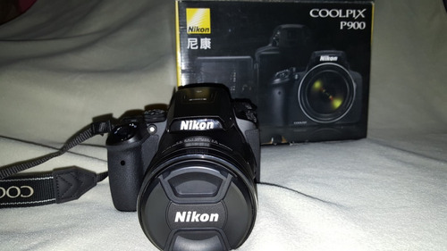 camara digital nikon p900 16mp 83x 6meses garantia ph ventas