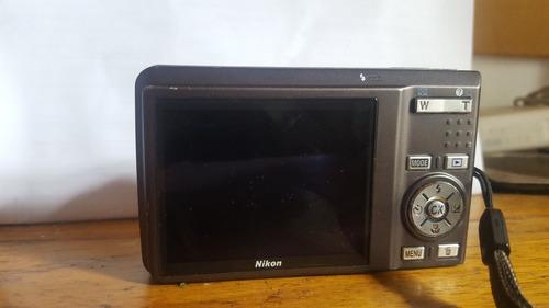 camara digital nikon s550 10 megapixeles