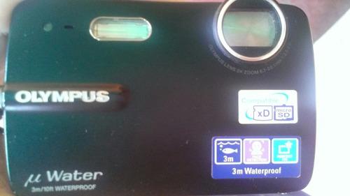 camara digital olympus 10 mp waterproof usada