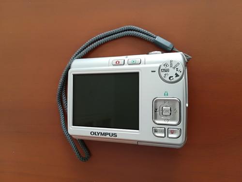 cámara digital olympus