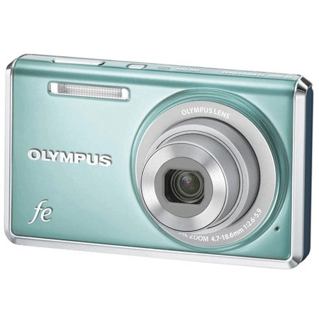 camara digital  olympus compacta fe-5030 2.7  14 mp