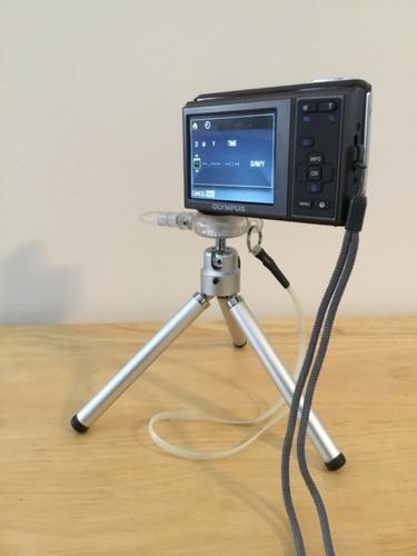 cámara digital olympus de 14 mp 5x zoom 2.7 lcd