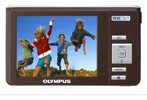 cámara digital olympus fe-5030, 14 mpx  5x 2.7 lcd