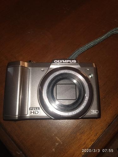 cámara digital olympus full hd modelo sz-20 16 megapixel