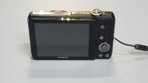 cámara digital olympus vr-330 14.0 megapíxele no enfoca zoom