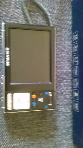 camara digital olympus x-890 10 megapixeles