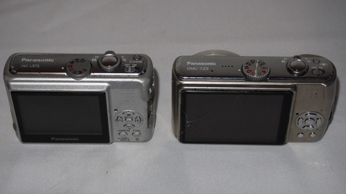camara digital panasonic dmc-ls75 y dmc-tz3 p reparar o part
