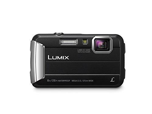 cámara digital panasonic dmc-ts30k lumix -resistente al agu