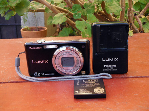 camara digital panasonic lumix dmc-fh20 de 14mgpx (01)